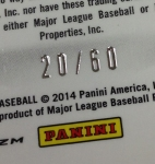 Panini America 2014 Prizm Baseball QC (66)