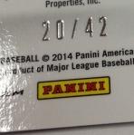 Panini America 2014 Prizm Baseball QC (72)