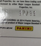 Panini America 2014 Prizm Baseball Teaser (12)