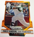 Panini America 2014 Prizm Baseball Teaser (25)