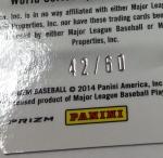 Panini America 2014 Prizm Baseball Teaser (26)