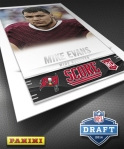 Panini America 2014 Score Rookie Card Mike Evans Dynamic