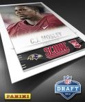 Panini America 2014 Score Rookie Card Mosley Dynamic