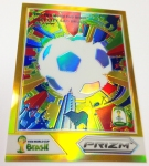 Panini America 2014 World Cup Prizm Gold & Black (16)