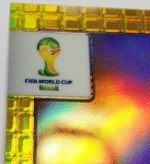 Panini America 2014 World Cup Prizm Gold & Black (39)