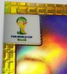 Panini America 2014 World Cup Prizm Gold & Black (39)
