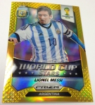 Panini America 2014 World Cup Prizm Gold & Black (73)