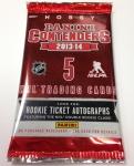 Panini America 2013-14 Contenders Hockey Teaser (5)