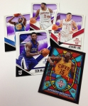 Panini America 2013-14 Innovation Basketball Redemption Packs (5)