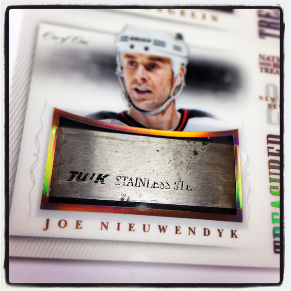 Panini America 2013-14 National Treasures Hockey Treasued Steel (17)