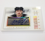 Panini America 2013-14 National Treasures Hockey Treasured Steel