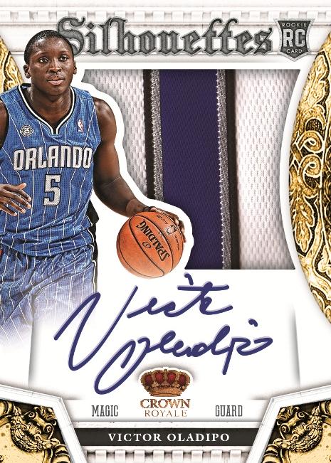 Panini Preferred Basketball 2013/14 Autograph Victor Oladipo