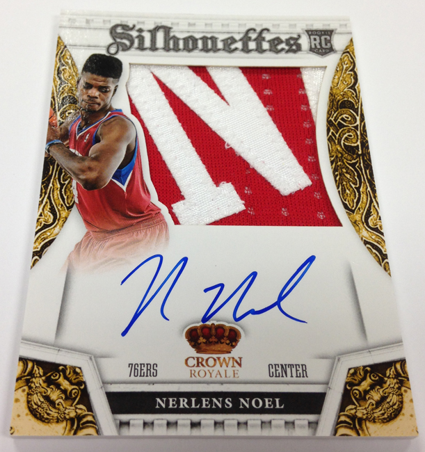 Panini Preferred Basketball 2013/14 Autograph Nerlens Noel