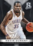 Panini America 2013-14 Spectra Basketball Durant Black