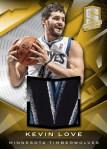 Panini America 2013-14 Spectra Basketball Love