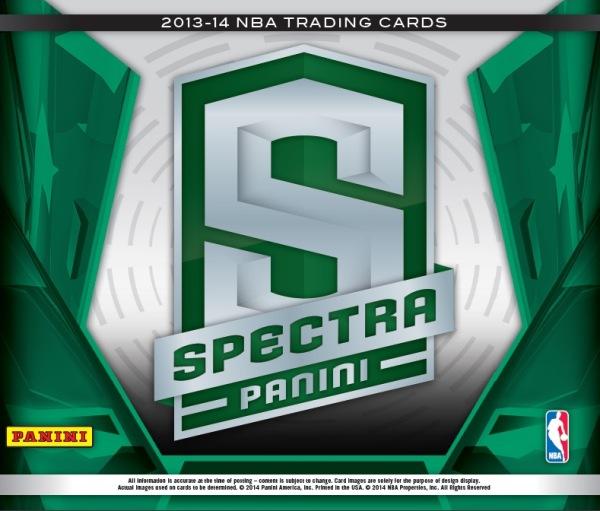 Panini America 2013-14 Spectra Basketball Main