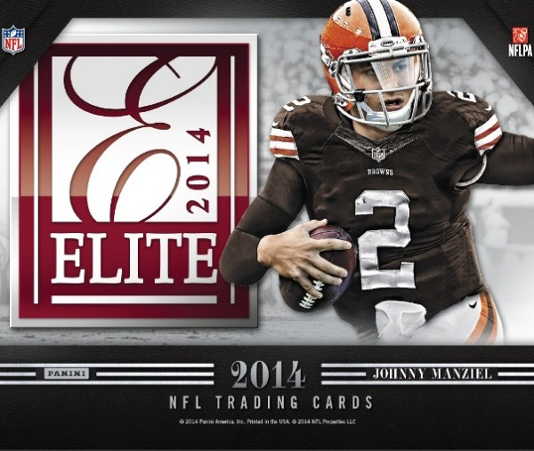 Panini America 2014 Elite Football Main
