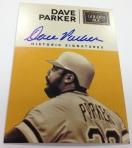 Panini America 2014 Golden Age Baseball Auto Peek (16)