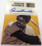 Panini America 2014 Golden Age Baseball Auto Peek (18)