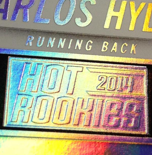 Panini America 2014 Hot Rookies Packout Peek (46)