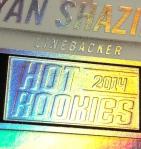 Panini America 2014 Hot Rookies Packout Peek (48)