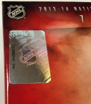 Panini America 2013-14 Prime Hockey QC (2)
