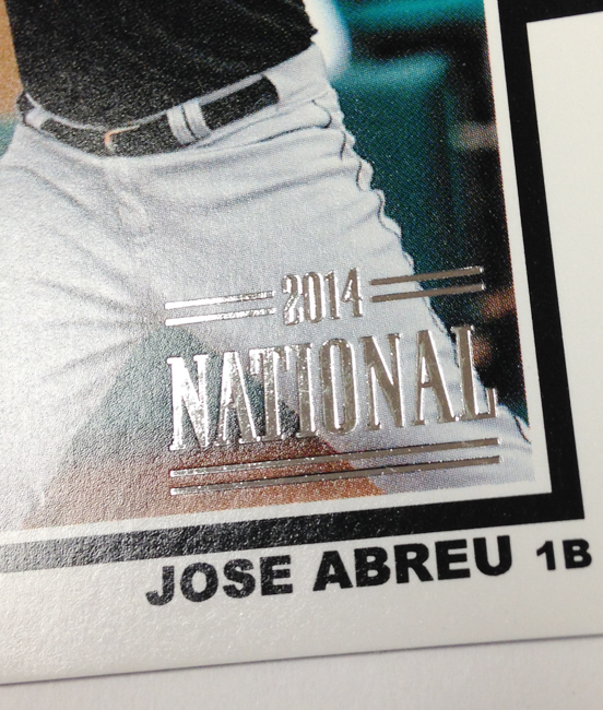 Panini America 2014 Donruss Baseball National 1