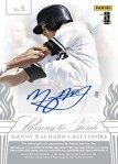 Panini America 2014 Donruss Baseball Series 2 Machado