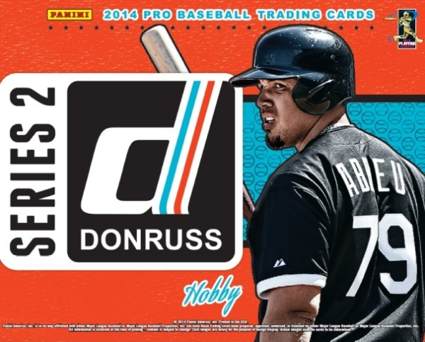Panini America 2014 Donruss Baseball Series 2 Main