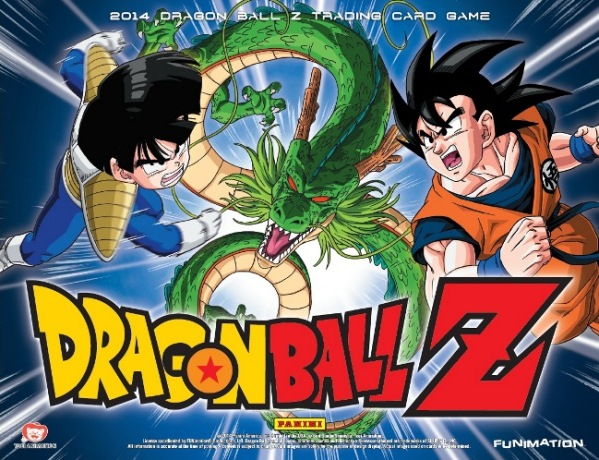 Panini America 2014 Dragon Ball Z PIS Main