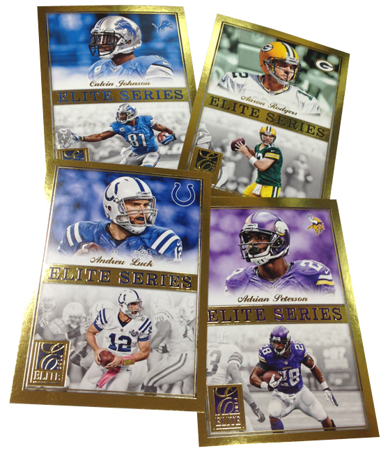 Panini America 2014 Elite Football Elite Series Main