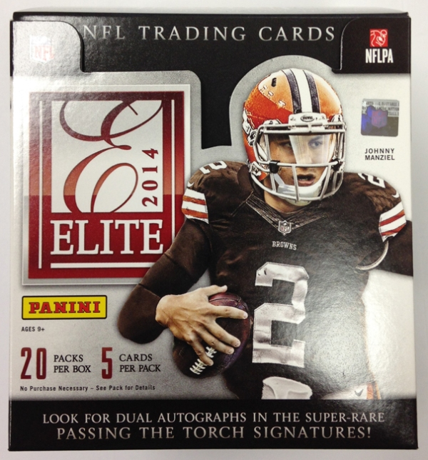 Panini America 2014 Elite Football QC (2)