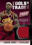 Panini America 2014 National Tools of the Trade Update James