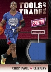 Panini America 2014 National Tools of the Trade Update Paul