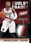 Panini America 2014 National Tools of the Trade Update Prime Lillard