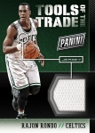 Panini America 2014 National Tools of the Trade Update Rondo