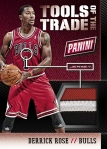 Panini America 2014 National Tools of the Trade Update Rose