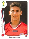 Panini America 2014 World Cup Sticker Update Duarte
