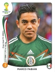 Panini America 2014 World Cup Sticker Update Fabian