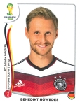 Panini America 2014 World Cup Sticker Update Howedes