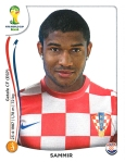Panini America 2014 World Cup Sticker Update Sammir