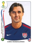 Panini America 2014 World Cup Sticker Update Wondolowski