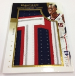 Panini America 2013-14 Immaculate Basketball Oversized (11)