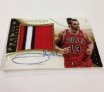 Panini America 2013-14 Immaculate Basketball Oversized (34)