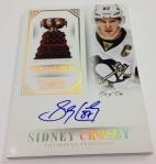 Panini America 2013-14 National Treasures Hockey Crosby Arrivals (11)
