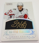 Panini America 2013-14 National Treasures Hockey Crosby Arrivals (13)