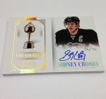 Panini America 2013-14 National Treasures Hockey Crosby Arrivals (6)