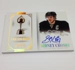 Panini America 2013-14 National Treasures Hockey Crosby Arrivals (6)
