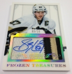 Panini America 2013-14 National Treasures Hockey Crosby Arrivals (8)