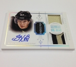 Panini America 2013-14 National Treasures Hockey Crosby Arrivals (9)